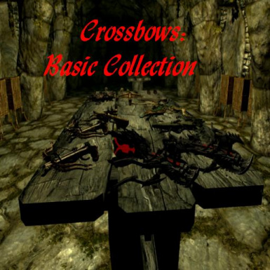 Crossbows Basic Collection
