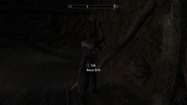 Female Argonian Miner and Marriage Candidate