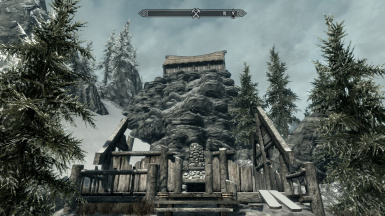 Ghastly Mine from Morthal
