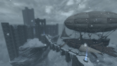 Berthed at the College of Winterhold