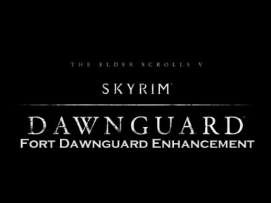 Fort Dawnguard Enhanced