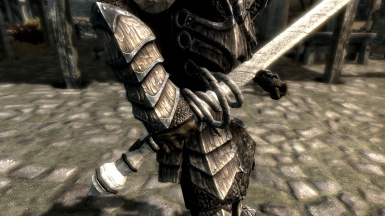 The Ivory blade