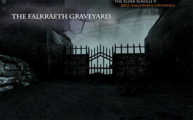 Falkreath Cemetery Entrance