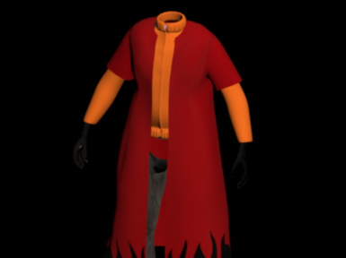naruto outfit without scroll