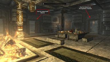 Rentable rooms in the tavern v1-9