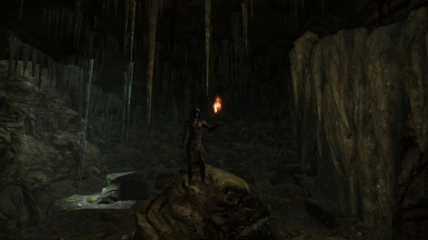 Stalactite resource for rock caves