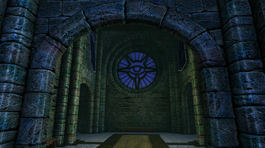 College of Winterhold Recolored