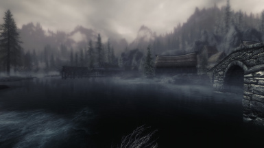 with Stakado Cinemascope ENB REAL and Real Water Two mods