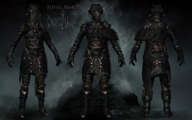 Ritual Armor of Boethiah All