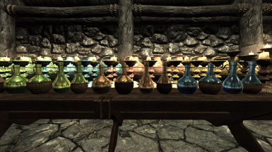 Bottles - What are these things in Morrowind anyway