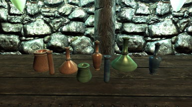 Morrowind style labware - In the next update