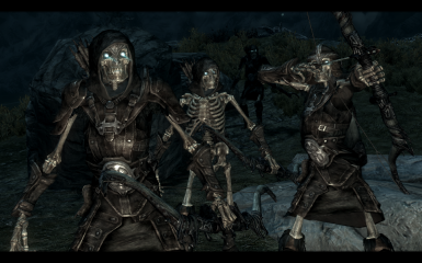 Skeleton Archers