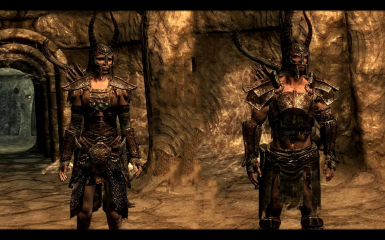 Loot and Wearable Draugr Armor new in v6_1