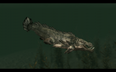 Small Slaughterfish coming vith v6_1