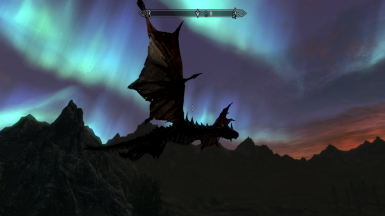 Good evening to be a Dragon