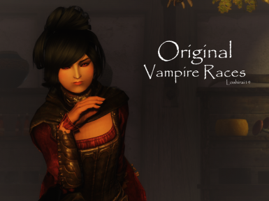Original Vampire Races