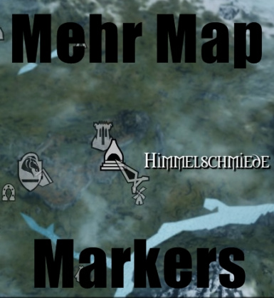 More Map Markers German Version