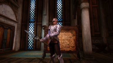 TERA Armors Collection for Skyrim - Male and UNP female at