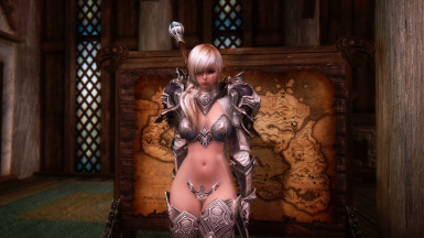 TERA Armors Collection for Skyrim - Male and UNP female at Skyrim
