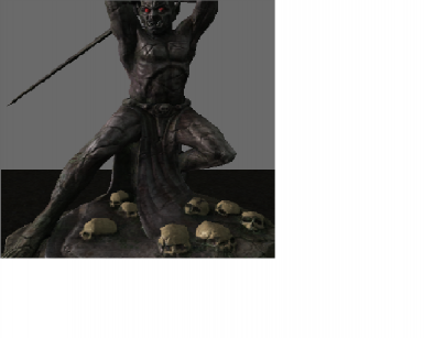 Better Daedric Statue Faces