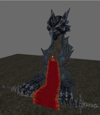 Dragonborn Throne
