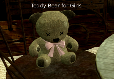 Teddy Bear for Girls