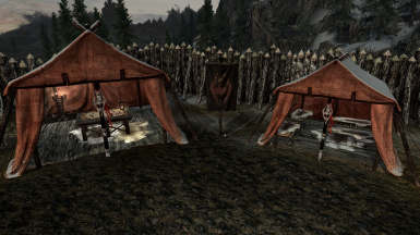 AFC - Accommodations for Companions - Camp Serpent - Lager Serpent - English and German