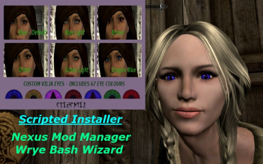 Optional file Alt3rn1tys alternate eyes for Vilja 67 variations