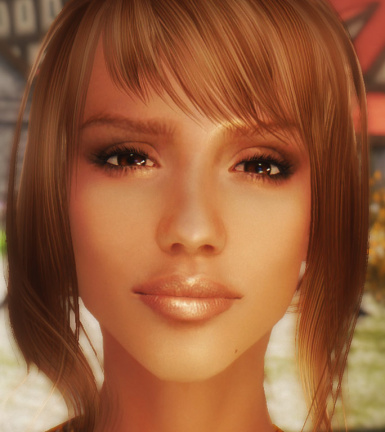 Optional file GeeGees Lovely Jessica Alba Redux