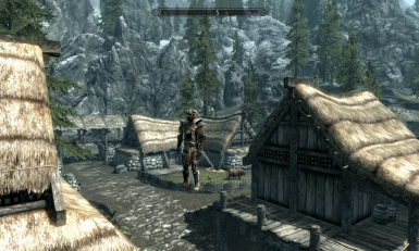 Levitate - A Morrowind Spell for Skyrim -Eng-Rus-