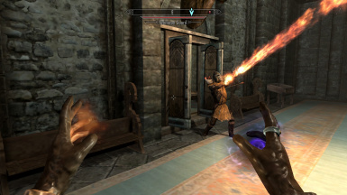 NEW SPELL Conjure Whiterun Guard
