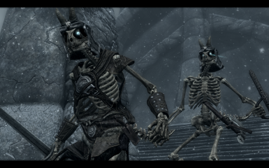 Undead Armored Argonians
