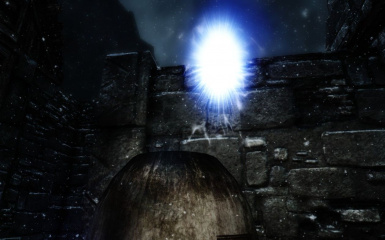 Grimoas 3rd person friendly Candlelight Spell