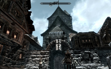Teutonic Base in Windhelm