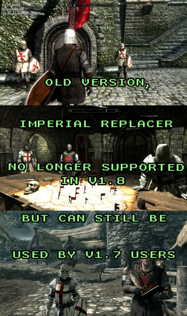 Old Imperial Replacer