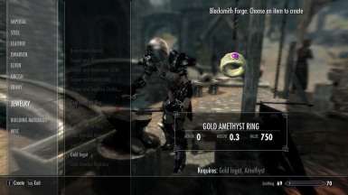More Jewelry binations at Skyrim Nexus mods and munity