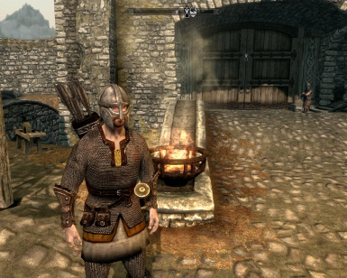 Viking Chainmail Armor Polish translation at Skyrim Nexus ... | 471 x 377 jpeg 37kB