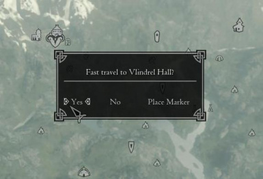 Player Home Map Markers