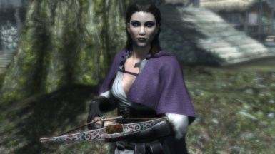 theRoadstrokers Rogue Sorceress Outfit Re-texture