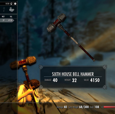 Sixth House Bell Hammer
