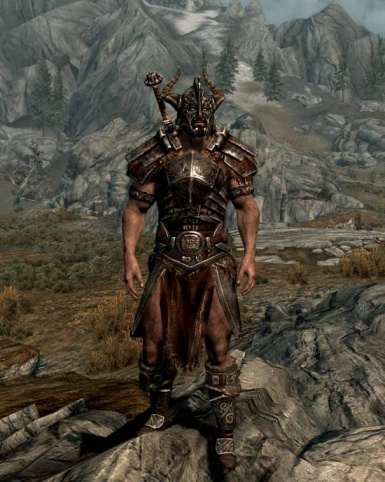 Nord Armor remake
