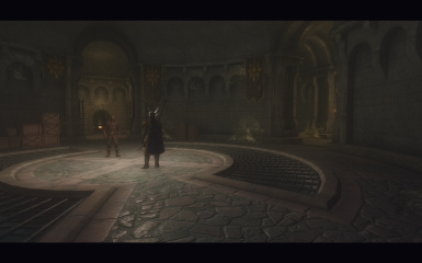 Dawnguard Keep - after