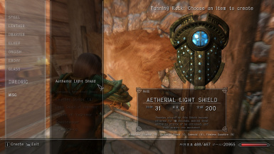 Unique Shield Coverter