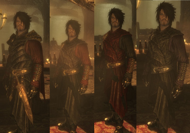 All male variations