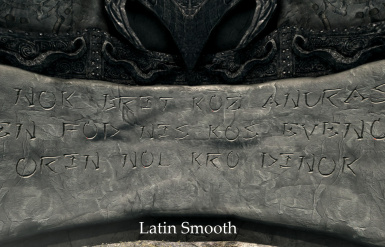 Latin - Smooth