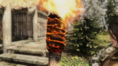Burning Cloth Optional File