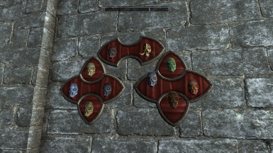 Dragon Priest Masks