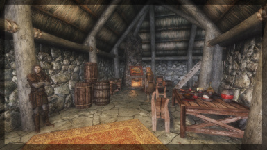 Cold Winters Inn - Main Room
