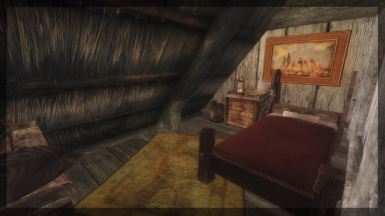 Cold Winters Inn - Second Floor Room