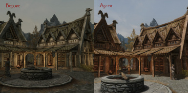 Decently Recolored Whiterun